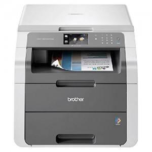 Impresora multifunción láser a color Brother DCP9015CDW