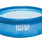 Intex Easy Set - Piscina mediana