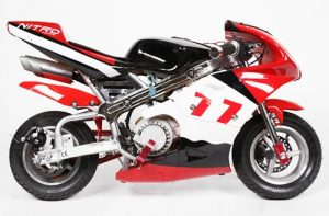 Pocketbike Nitro Motors PS77