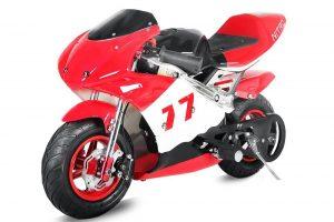 Pocketbike de 49cc