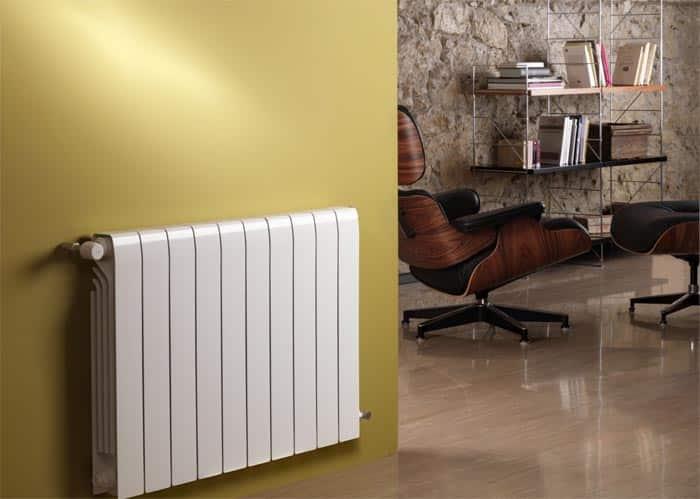 Radiadores eléctricos de bajo consumo