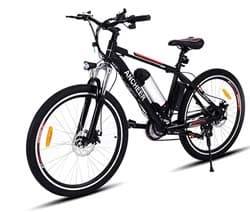 Bici eléctrica Teamyy