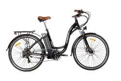 Bicicleta eléctrica urbana Moma E-bike 28