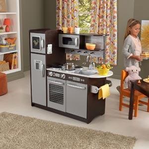 Cocinita de juguete moderna KidKraft