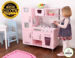 Cocinita de juguete vintage KidKraft 53179Cocinita de juguete vintage KidKraft 53179