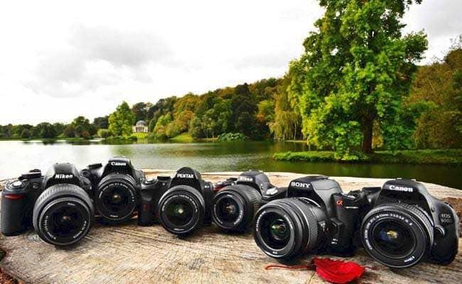 Las mejores cámaras réflex baratas