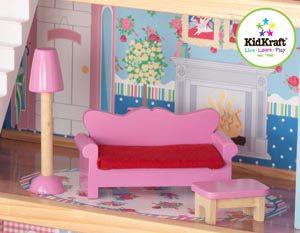 Casa de muñecas KidKraft Chelsea