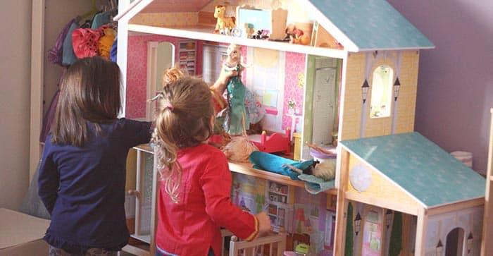 Las mejores casas de muñecas