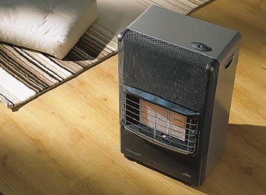 Las 6 mejores estufas de gas butano de 2018 gu a actualizada - Estufa calor azul ...