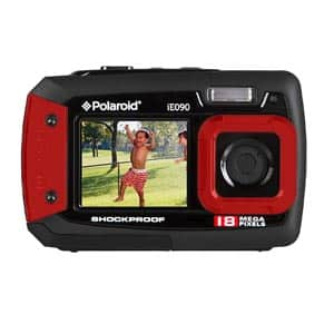 Cámara de fotos acuática Polaroid IE090