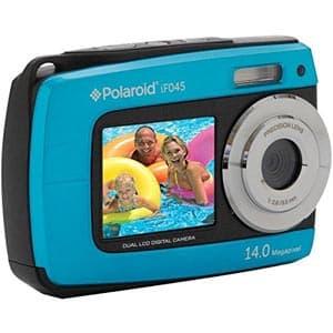 Cámara sumergible barata Polaroid IF045