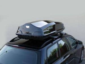 Cofre de coche para el techo Farad F7