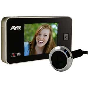 Mirilla digital electrónica AYR 752-M