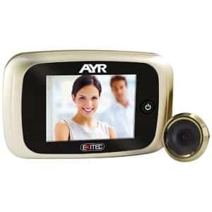 Mirilla para puerta digital AYR 753