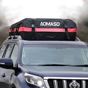 Portaequipajes coche Aomaso