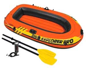 Barca hinchable Intex Explorer Pro