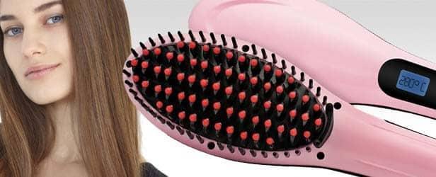 Mejor cepillo alisador de pelo