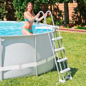 Mejores escaleras para piscinas