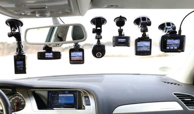 Las mejores cámaras para coche