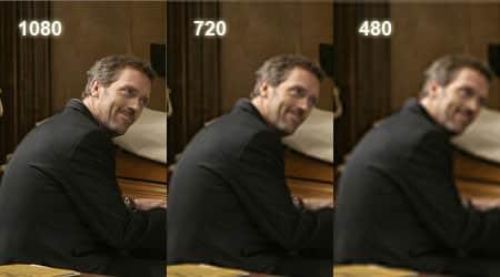 Diferencias entre 720p y 1080p
