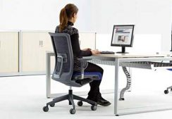 Las 5 mejores sillas ergonómicas de 2018