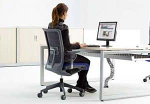 Mejores sillas ergonómicas baratas