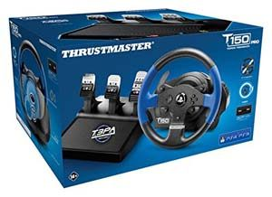 Volante PS4 Thrustmaster T150RS Pro