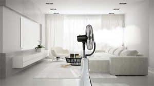 Los mejores ventiladores nebulizadores de agua