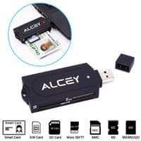 Multilector para DNI Alcey