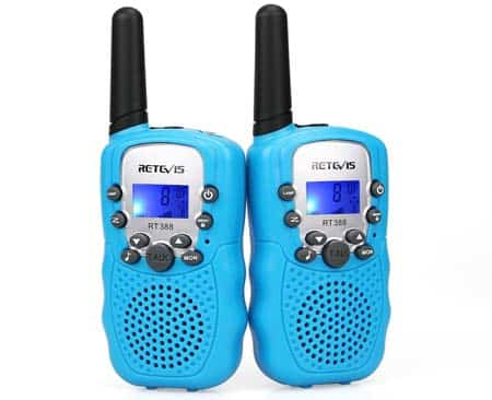 Walkie talkie infantil Retevis RT388