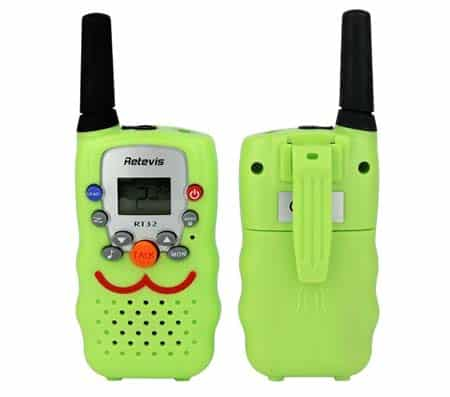Walkie talkie para niños Retevis RT32
