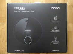 Conga Serie 3090: Opiniones y Review