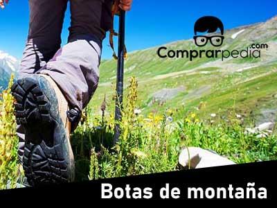 Las mejores botas de montaña baratas y buenas