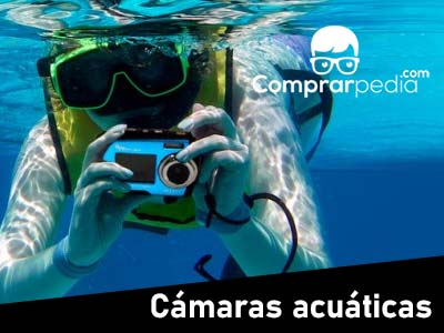 Mejores cámaras acuáticas baratas