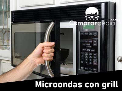 Mejores microondas con grill baratos