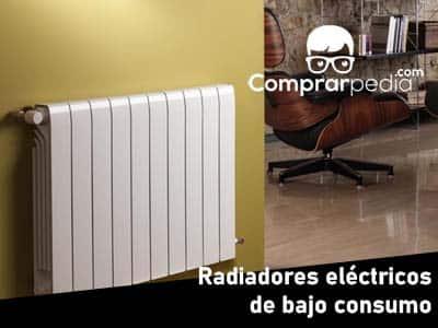 Mejores radiadores eléctricos de bajo consumo