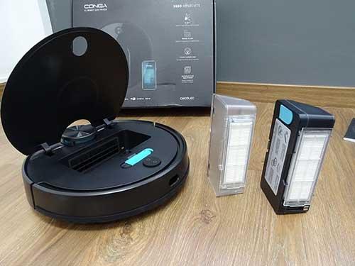 Robot aspirador Conga 3690 Absolute
