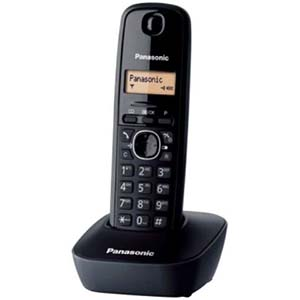 Telefono inalambrico barato Panasonic KX-TG1611