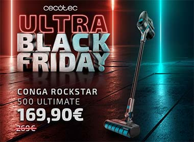 Black Friday Conga RockStar 500