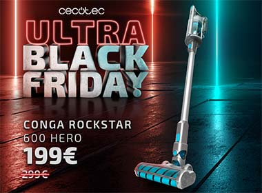 Black Friday Conga RockStar 600