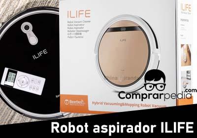 Robot aspirador ILIFE