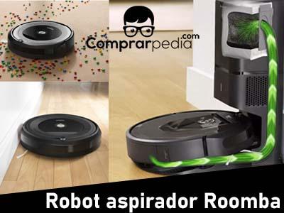 Mejor robot aspirador Roomba