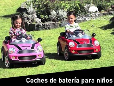 Mejores coches de batería para niños baratos