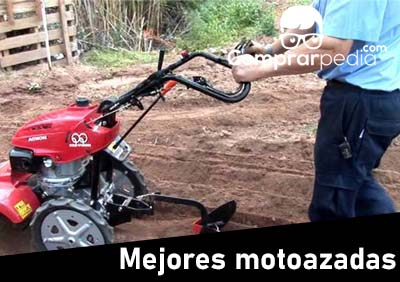 Mejores motoazadas baratas