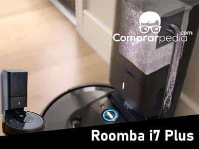 Opiniones y precio de Roomba i7 plus