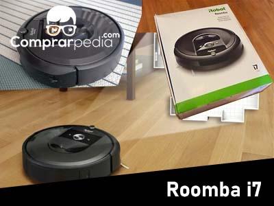 Precio y opiniones de Roomba i7