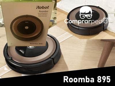 Roomba 895 precio y opiniones