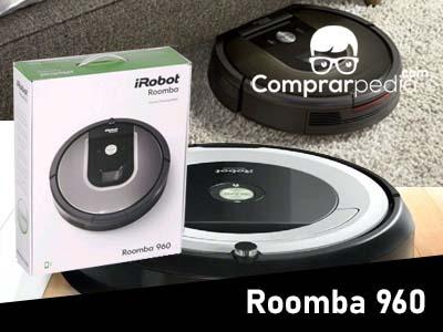 Roomba 960 opiniones y precio