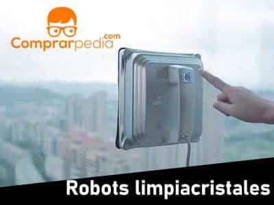 Mejores robots limpiacristales