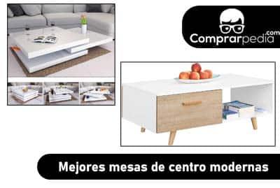 Mejores mesas de centro modernas